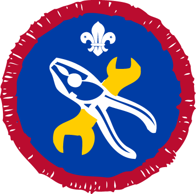 Scout Mechanic Activity Badge
