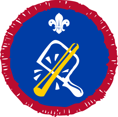Scout Model Maker Activity Badge