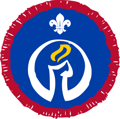 Scout My Faith Activity Badge