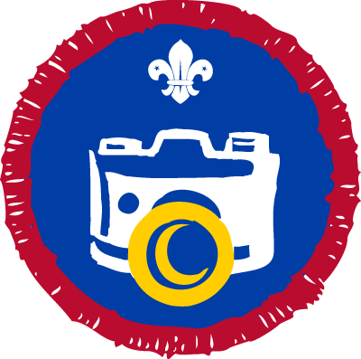 Scout Photographer Activity Badge