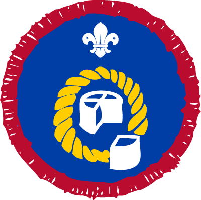 Scout Quater Master Activity Badge