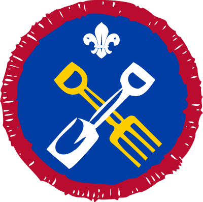 Scout Smallholder Activity Badge