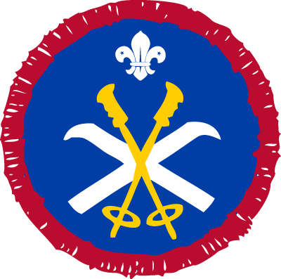 Scout Snowsports Activity Badge