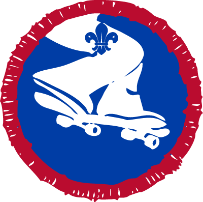 Scout Street Sports Activity Badge