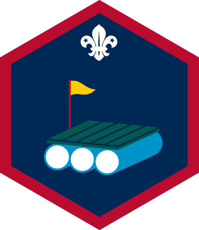 Scout Adventure Challenge Badge