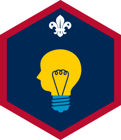 Scout Creative Challenge Badge