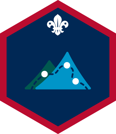 Scout Expedition Challenge Badge