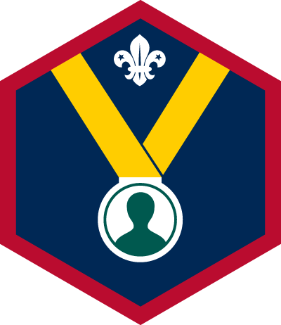 Scout Personal Challenge Badge