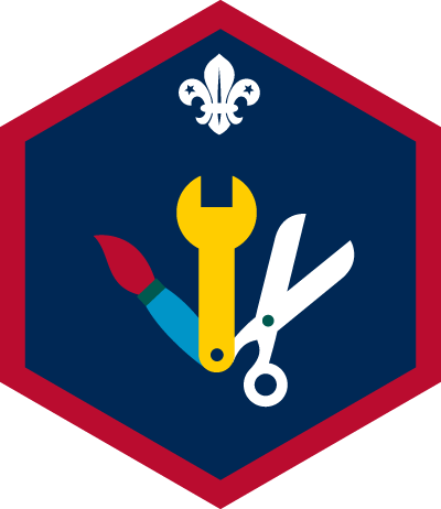 Scout Skills Challenge Badge