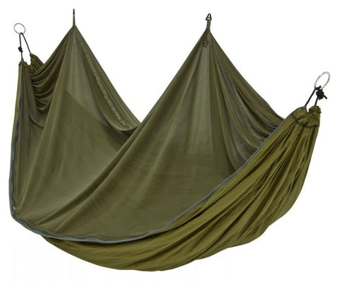 EXPEDITION HAMMOCK + MOSQUITO NET