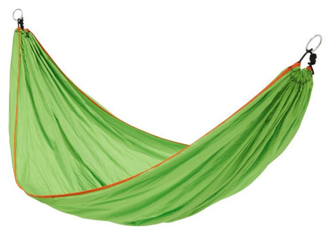 TREKMATES ADVENTURE HAMMOCK: GREEN