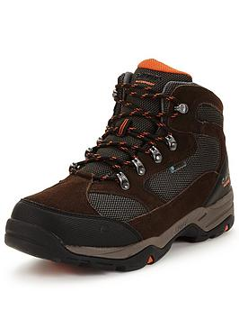 STORM WATERPROOF MEN'S LIGHT HIKING BOOTS