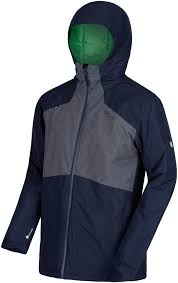 Fabens II Waterproof Insulated Jacket Navy Dark Denim