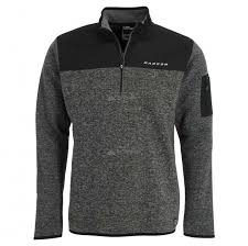 Dare 2b Mens Alliance Soft Herringbone Fleece Jacket