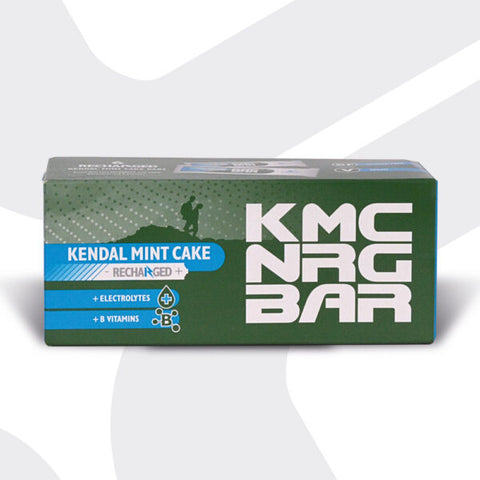 KMC NRG BAR Kendal Mint Cake Recharged