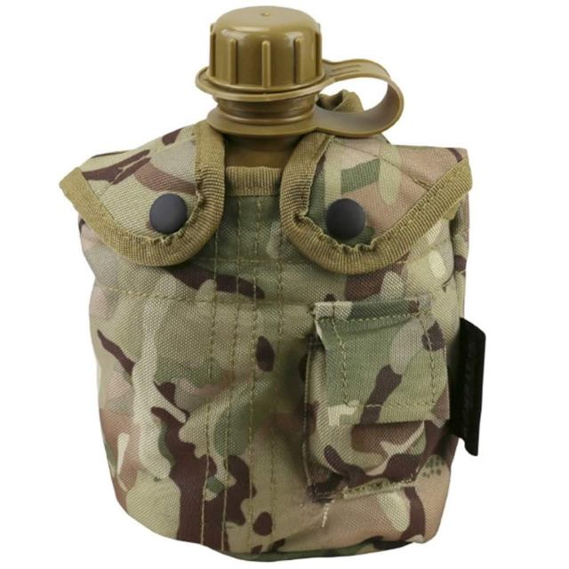 Kombat Camo Patrol Water Bottle