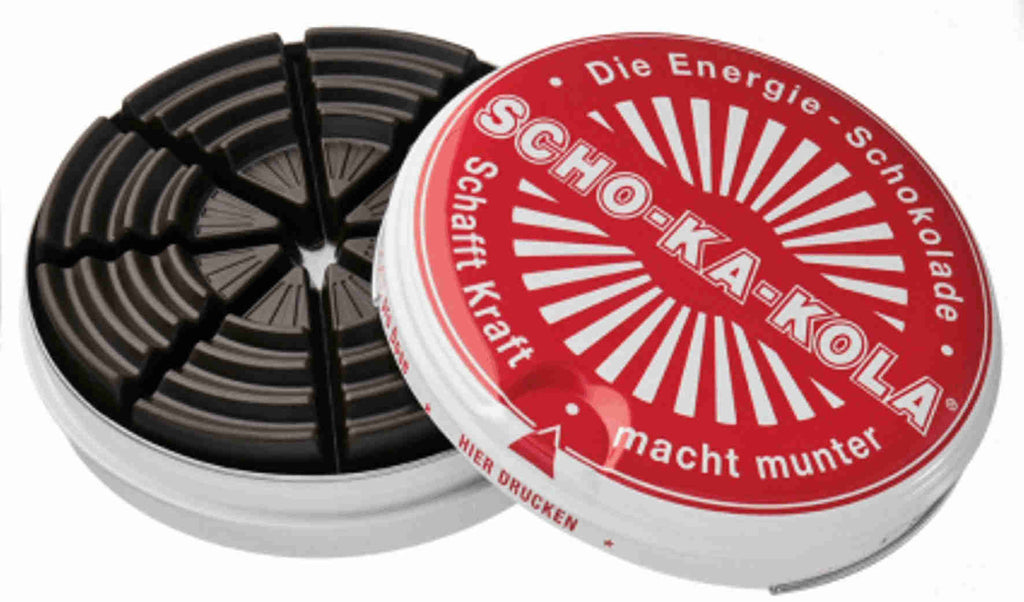 Scho-Ka-Kola German Caffeine Chocolate