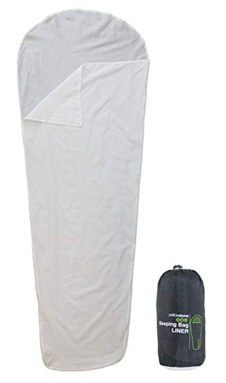 Yellowstone Quick Dry Unisex Outdoor Mummy Sleeping Bag