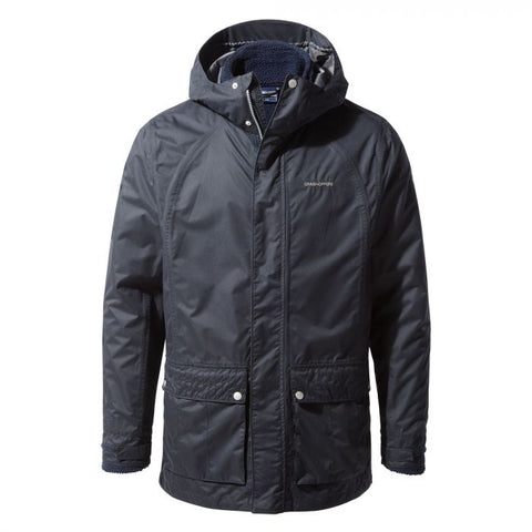 MUDALE 3 IN 1 JACKET Black and Navy