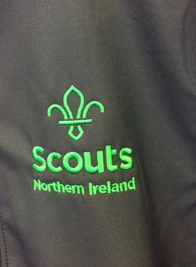 Northern Ireland Scout Soft shell