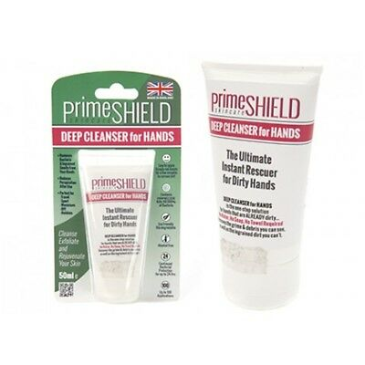 Anti-Bacterial PrimeShield Hand Sanitiser Hand Gel Hygienically Cleans UK