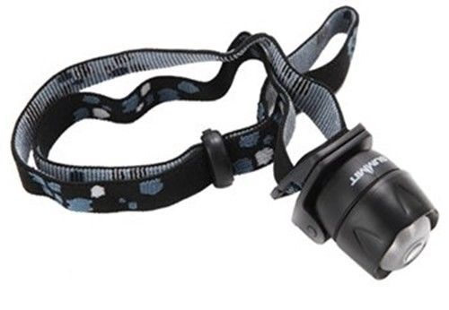Summit Camping Hiking LED Prolite Head torch With Positional Clip