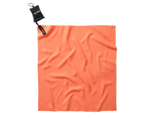 Compact Travel Towel - Orange