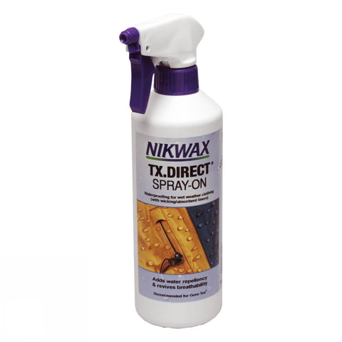 Nikwax Tx. Direct Spray On 500ML