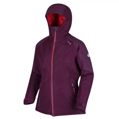 Women's Garforth Waterproof Jacket Fig