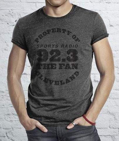 Official 92.3 The FAN Gear T-Shirt