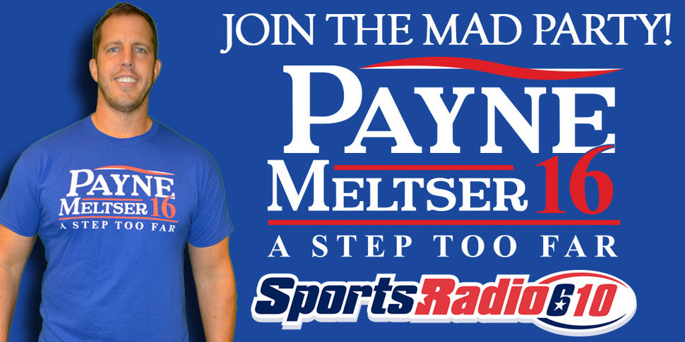 election, sports radio, payne, meltser