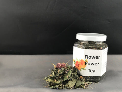 Tea, Flower Power Certified Organic