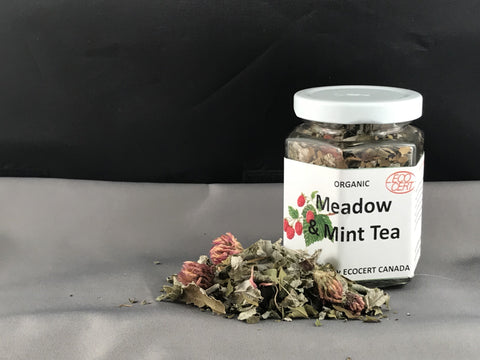 Tea, Meadow & Mint - Certified Organic