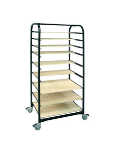 Brent Ware Cart EX w/ Shelves and Cover