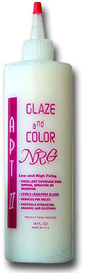 NRG Glaze,Color and Clay