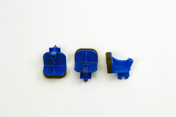 Blue Basic Slider w/ Molded Pad (3)