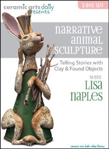 Narrative Animal Sculpture with Lisa Naples
