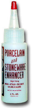 Porcelain/Stoneware Enchancer