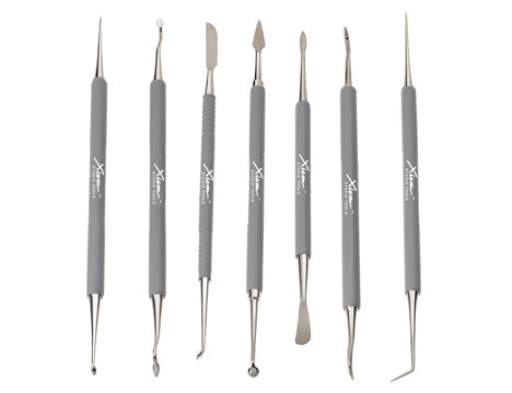 Sgrafitto & Detailing Tools (Set of 7)