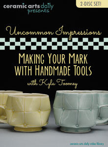Uncommon Impressions: Making Your Mark with Handmade Tools