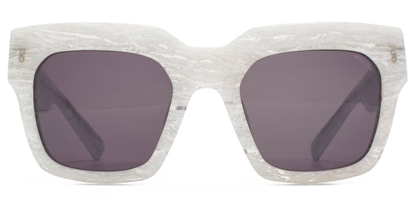 Genesis Sunglasses in White