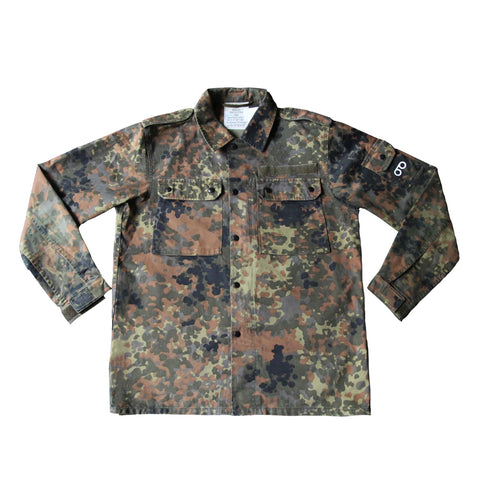 Camo Fatigue Jacket