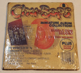 New old stock 1980's Chu Bops Mini Album Bubble Gum Record Spinners #8 - Cabin Fever Purveyors