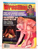Wrestling Magazine May 1985 Lou Albano Freebirds Ric Flair Terry Gordy Hayes