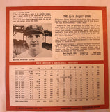 Vintage Ken Boyer 1962 Auravision Record Cardnals Sports Champions 33 1/3 rpm - Cabin Fever Purveyors