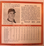 Vintage Bob Allison 1962 Auravision Record Minnesota Twins Sports Champions Inc - Cabin Fever Purveyors