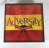 Adversity The Game of Crazy Mixed-Up Ads Fundex 2003 Very Good