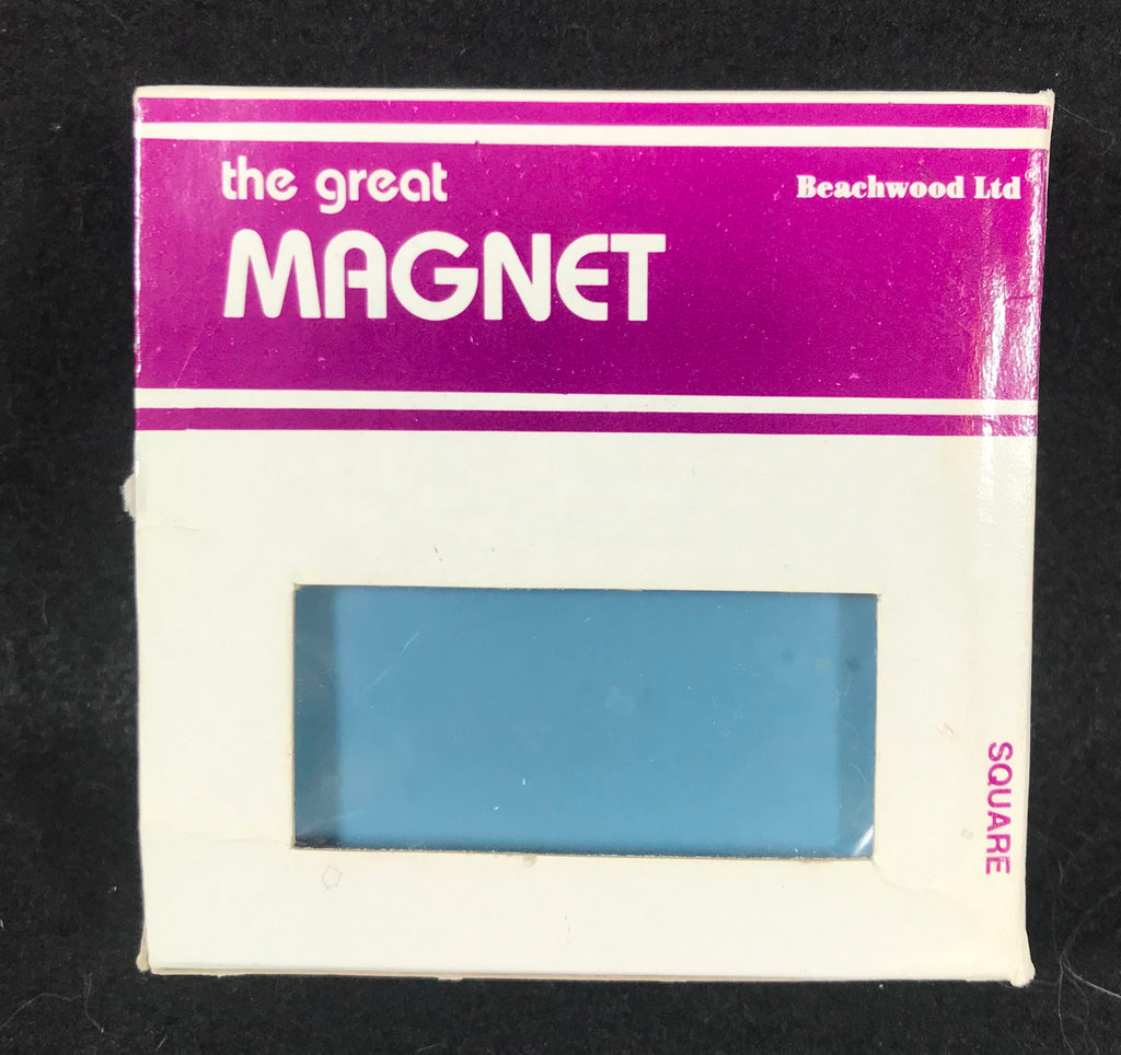 The Great Magnet Blue Crafter Sewing Work Shop Beachwood Ltd Organizer New