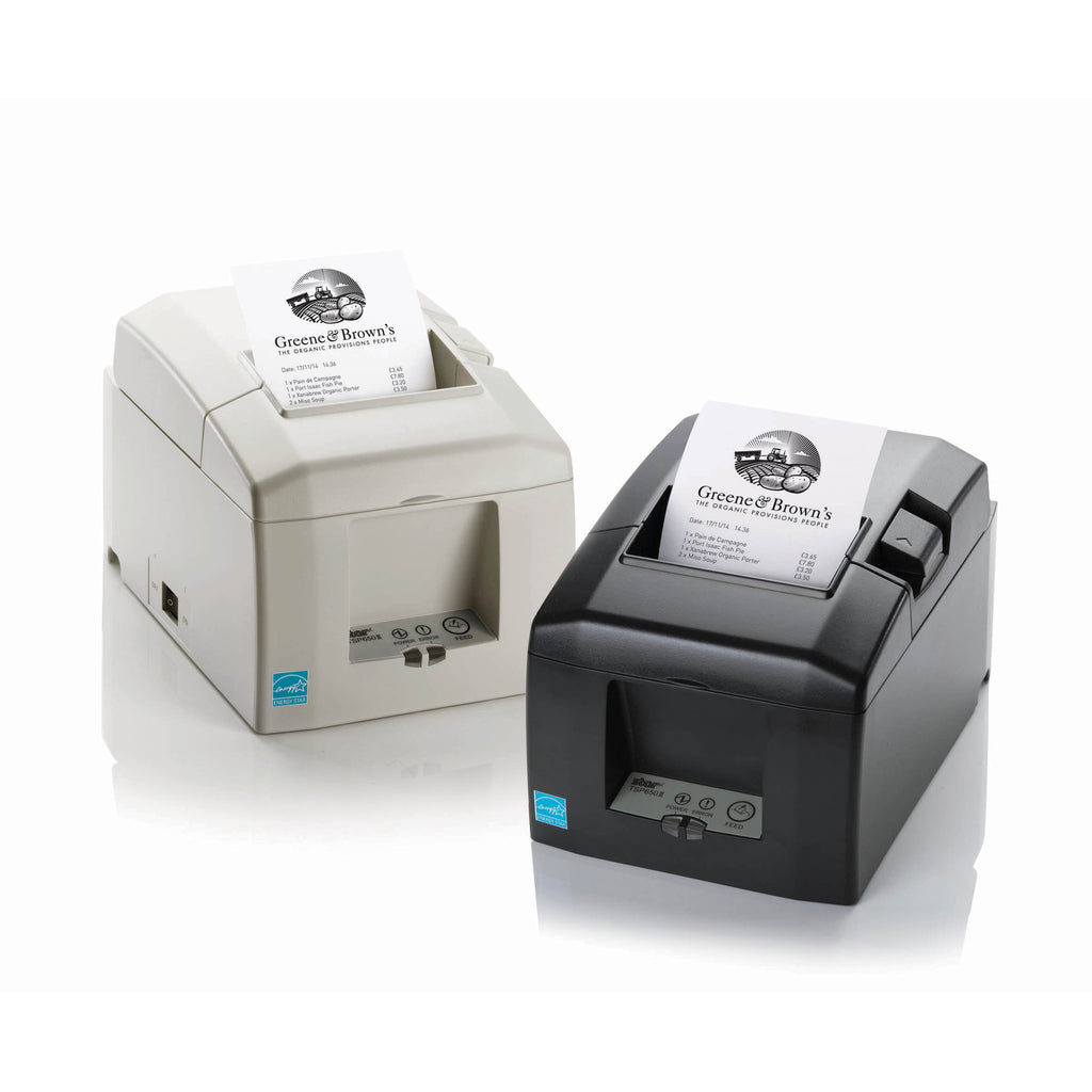 Star TSP654ii Bluetooth Mains Thermal Receipt Printer
