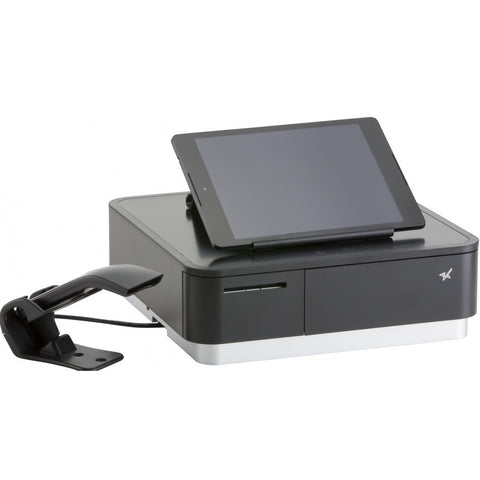 Star mPOP Integrated Cash Drawer, Printer And Barcode Scanner